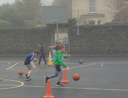 Outdoor Basketball Sessions
