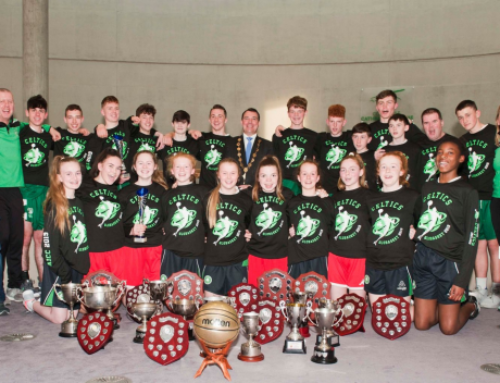 Bronze Club Mark awarded – Limerick Celtics